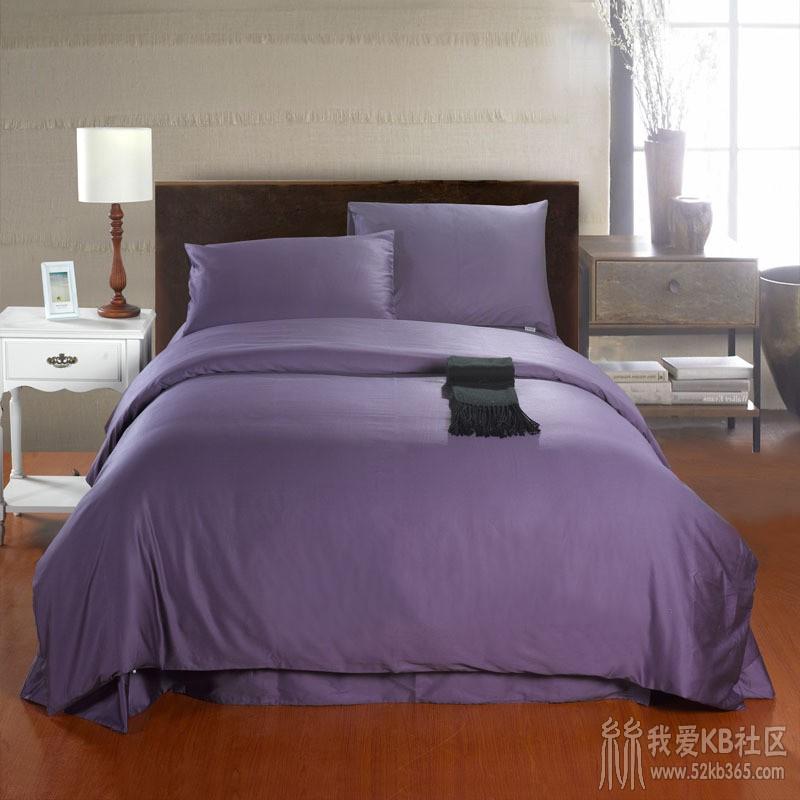 52kb 100%埃及长绒棉贡缎 60支埃及棉贡缎纯色四件套床上用品 特价 Z  丝绸物品爱好者 140949rkck7qz6kkc1j1z5