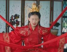 【电影截图】古装新娘丝绸,丝带五花大绑